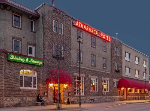Athabasca Hotel Jasper