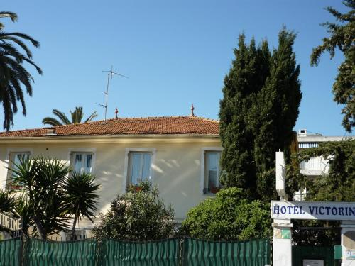 Logis Hôtel Villa Victorine photo 27