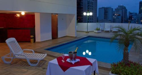 Hotel Trianon Paulista Photo