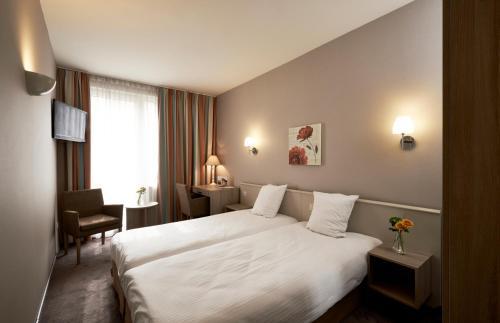 Leopold Hotel Brussels EU.  Foto 5