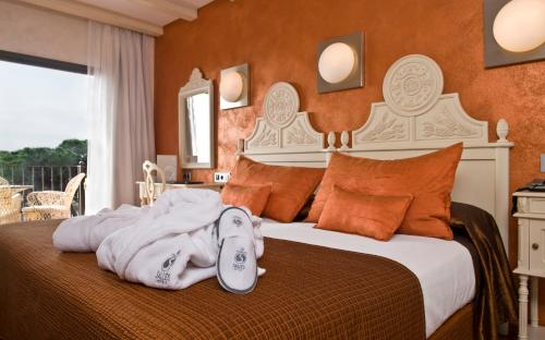 Double Room with Sea View with Spa Access Hotel & Spa Cala del Pi 13