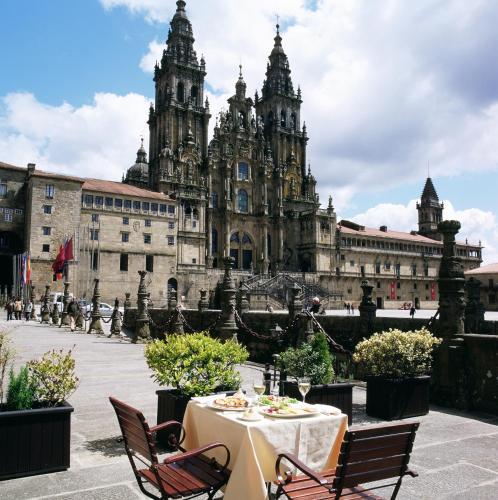 Parador De Santiago De Compostela Dos Reis Catolicos 43