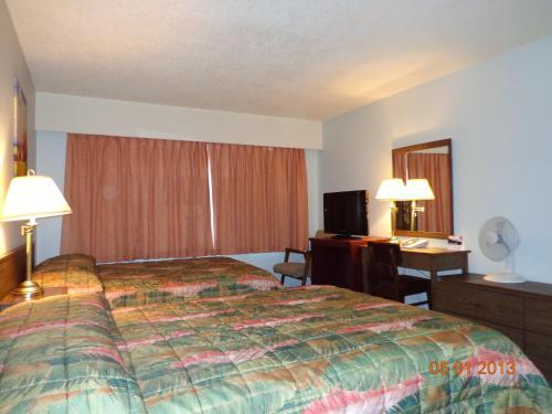 Aleeda Motel - Prince Rupert, BC V8J 1M8