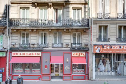 Hôtel Maubeuge Gare du Nord photo 13