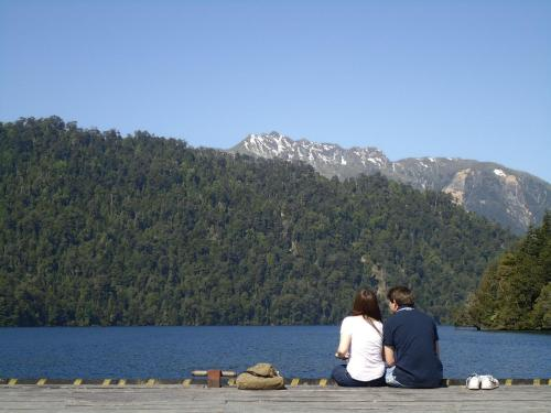 Huilo Huilo Marina del Fuy Lodge Photo