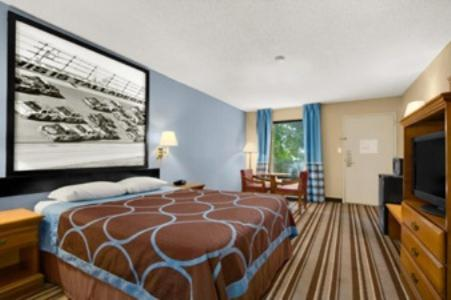 Super 8 By Wyndham Oxford - Oxford, AL 36203