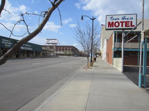 Town House Motel - Arkansas City