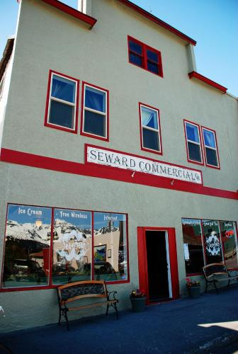 Sauerdough Lodging - Seward, AK 99664