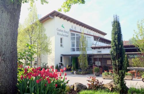Bild des Garten Hotel Hirschenhof