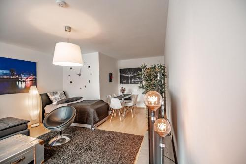 Deluxe Downtown Apartment Apartments In Dusseldorf North Rhine