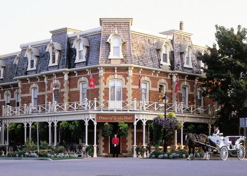 Prince Of Wales Hotel - Niagara On The Lake, ON L0S 1J0