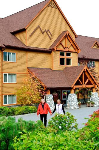 Talkeetna Alaskan Lodge - Talkeetna, AK 99676