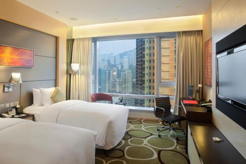 Crowne Plaza Hong Kong Causeway Bay photo 20