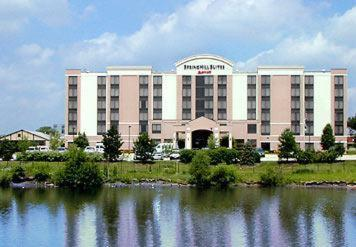 Springhill Suites By Marriott Chicago Sw Burr Ridge Hinsdale Hotel