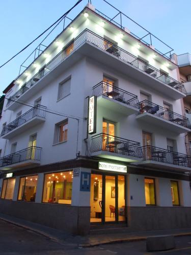Hotel Montserrat impression