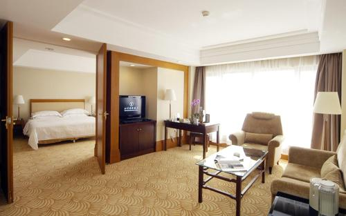 Beijing International Hotel photo 43
