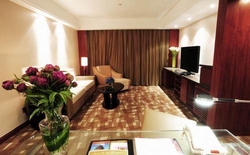 Beijing International Hotel photo 44
