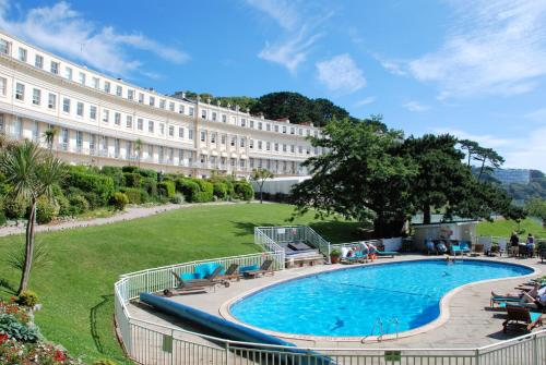 hotel in torquay with indoor swimming pool osborne hotel review torquay devon travel