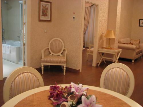 Junior Suite Hotel Santa Isabel 5