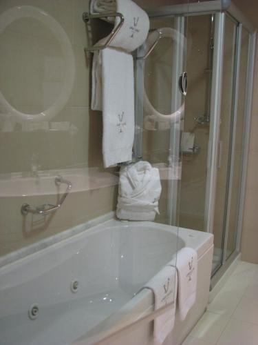 Junior Suite Hotel Santa Isabel 10