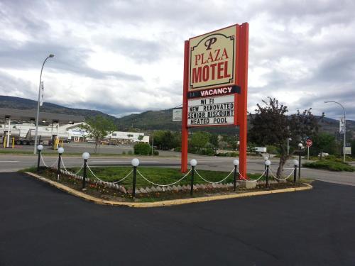 Plaza Motel - Penticton, BC V2A 5G4