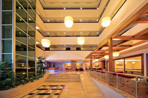 Izmir Mom Hotel odalar