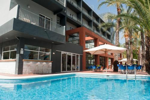 Hotel El Palmeral photo 54