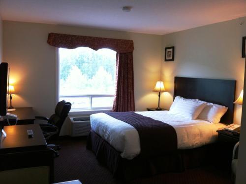 Days Inn By Wyndham Chetwynd - Chetwynd, BC V0C 1J0