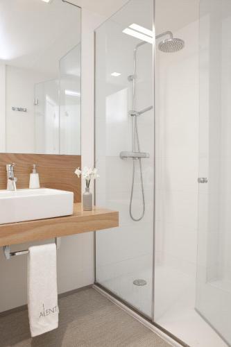 Habitación Doble - 1 o 2 camas Alenti Sitges Hotel & Restaurant 10