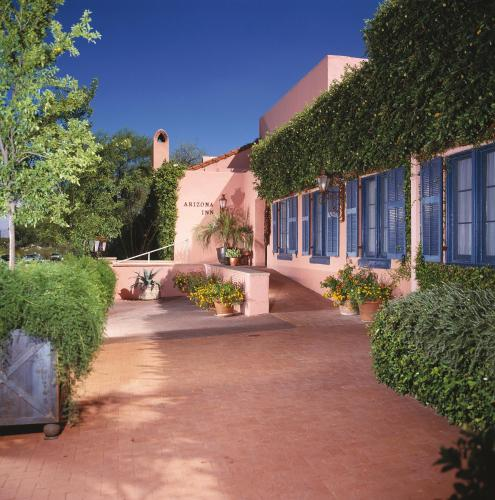 Arizona Inn - Tucson, AZ 85719