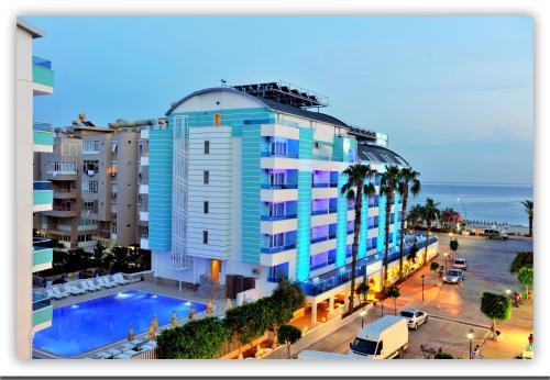 Alanya Mesut Hotel ulaşım