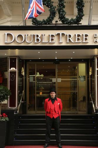 DoubleTree by Hilton Hotel London - Marble Arch photo 10