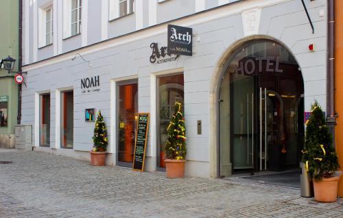 Bild des Altstadthotel Arch - Neues Haus