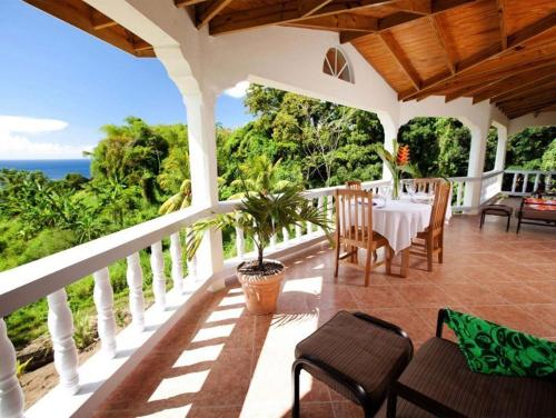 Mount Nesbitt, St John's, Grenada.