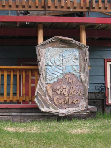Fossil Beds Guesthouse - Field, BC V0A1G0