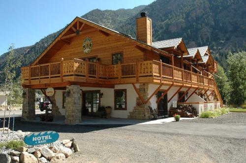 Hotel Chateau Chamonix - Georgetown, CO 80444