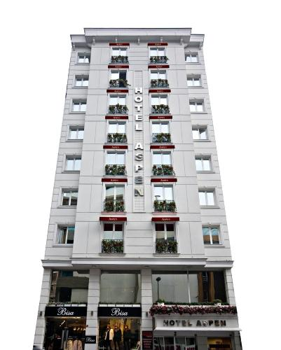 Istanbul Aspen Hotel Ist tatil