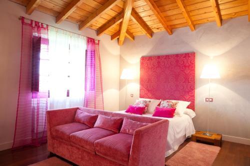 Comfort Doppelzimmer Casa Rural Etxegorri 10