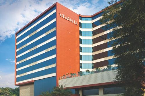 Vivanta By Taj Begumpet Hotel Hyderabad