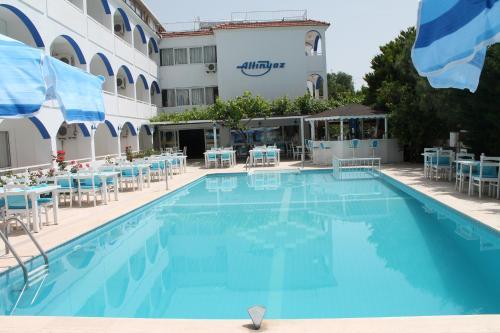 Cesme Altinyaz Hotel yol tarifi