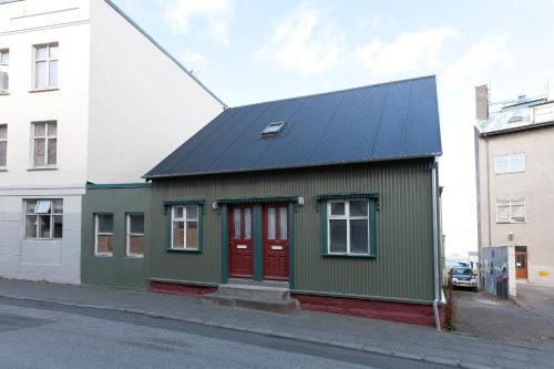 A Part of Reykjavík Apartments - Vesturgata