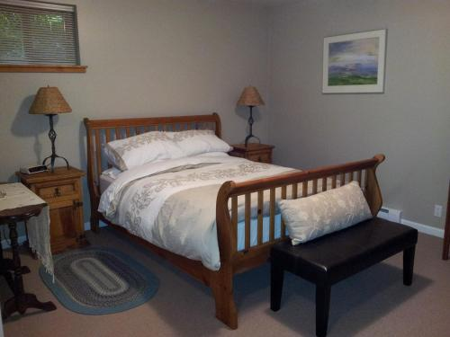 Holly Farm Vacation Suite - Brentwood Bay, BC V9E 2H5
