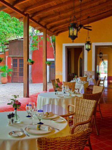 Carretera Mérida Campeche, Desviación Maxcanú, Santa Rosa, Yucatan, 97800, Mexico.