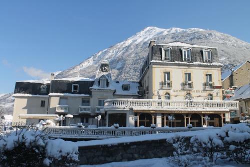 Hotel Restaurant De Londres Luz Saint Sauveur