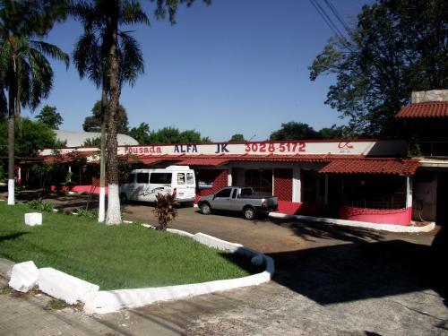 Hotel e Pousada Alfa JK (Photo from Booking.com)
