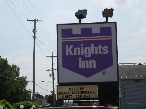Knights Inn Endwell Photo