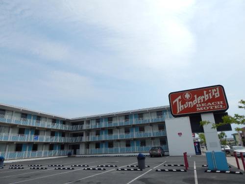 Thunderbird Beach Motel Hotel Ocean City