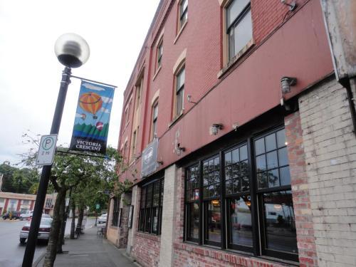 Cambie Hostel Nanaimo - Nanaimo, BC V9R 5B9