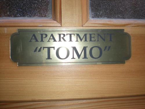 Apartment Tomo