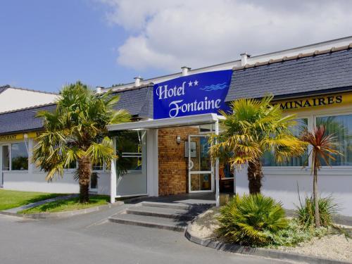 Logis Hôtel Fontaine
